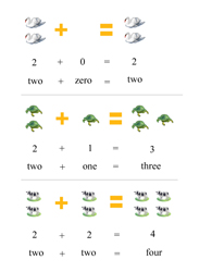 Bookvaria Math Learning Activities for Preschool and ...